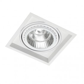 Spotlight, recessed, Biffi Luce MYRA 1X18W 4000K White 5622.18.40.08