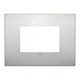 Plate Vimar Arke classic 3 modules natural...