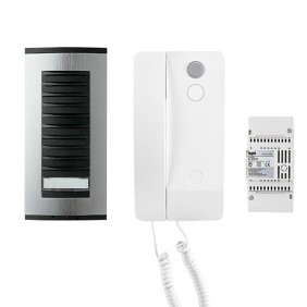 Kit BPT Agata single-family intercom system mutifilare 200