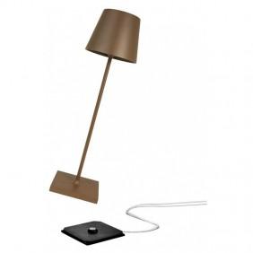 Lampada da tavolo Ailati Poldina Pro 2,2W 3000K...