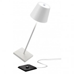 Table lamp Flank Poldina Pro 2,2 W 3000K White color LD0340B3