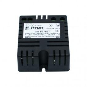 Dimmer Tecnel per Lampade e Strisce LED TE7637