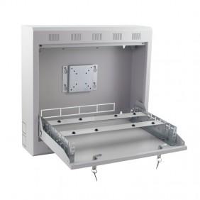 Cuadro contenedor de pared Lande para DVR o NVR LNDVRBX585516LG2