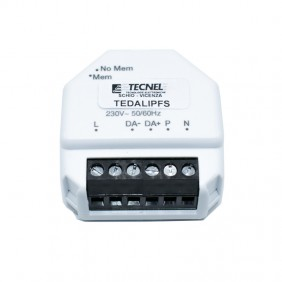 Universal Dimmer Tecnid DALI for a maximum of 50 drivers TEDALIPFS