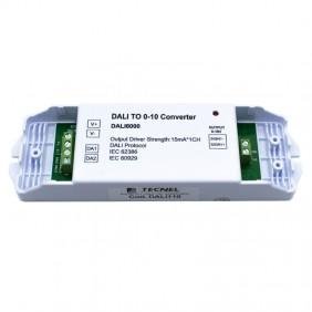 Convertitore di segnale Tecnel DALI TO 0-10Vcc DALI110