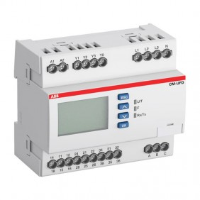 Abb interface protection relay for photovoltaic systems 1SVR560731R3700