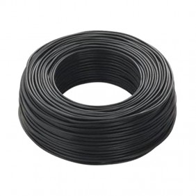 Cable FG17 1X1,5mmq 450/750V Black 100 Metres