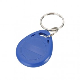 Proximity Tag CDVI format keychain for access control the PDB