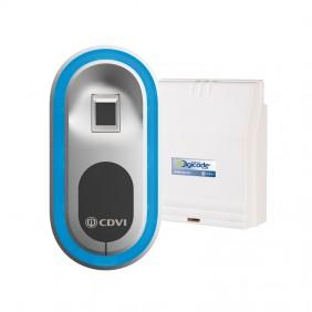 Biometric reader CDVI to Fingerprint BIOSYS1