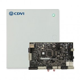 The central Web Access Control CDVI Hybrid A22