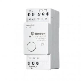 Relè Finder ad impulsi elettronico 230 VAC 130182300000