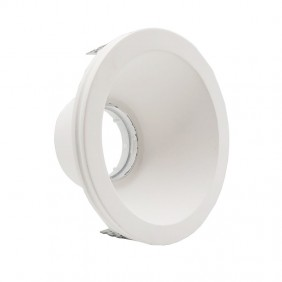 Spotlight plaster Karma recessed ceiling round shape BODK157