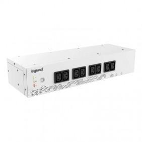 SAI Legrand KEOR PDU para la instalación en rack de 800VA 8 tomas IEC 310331