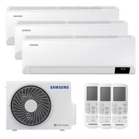 Air conditioner Trial Split Samsung CEBU 12000+12000+12000BTU WIFI Inverter R32++