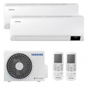 Climatizzatore Dual Split Samsung CEBU 9000+9000BTU WIFI Inverter R32 A++