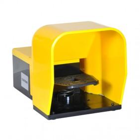 Footswitch LOVATO plastic enclosure 1NO+1NC KG200S11