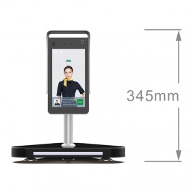 Support table for Temperature Detection and Facial Recognition CDVI C20