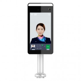 System Temperature Detection and Facial Recognition CDVI FTC1000