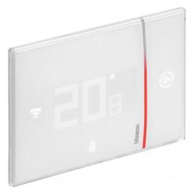Termostato Connesso Bticino WIFI SMARTHER 2 ad incasso Bianco 230V XW8002