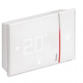 Thermostat Connecté Bticino WIFI SMARTHER 2 mur Blanc 230V XW8002W