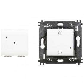 Gateway module + ENTER&EXIT Bticino Living Light-White N4500C