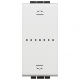 Command Shutters Connected Bticino Living Light-White color N4027C
