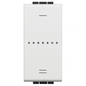 Dimmer Interruttore Connesso Bticino Living Light colore Bianco N4411C