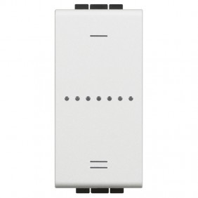 Dimmer Switch Connected Bticino Living Light-White color N4411C
