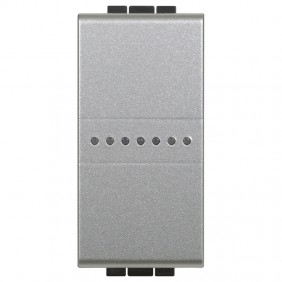 Deviatore Connesso Bticino Living Light colore Tech NT4003C