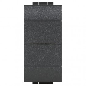 Diverter Connected Bticino Living Light Anthracite color L4003C