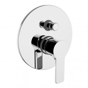 Mixer for Shower Teorema GOODLIFE with diverter Chrome 86017110001