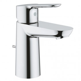 Mixer Tap for wash Basin Grohe BAUEDGE Size S Chrome 23328000