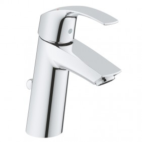 Mixer Tap for wash Basin Grohe EUROSMART Size M Chrome 23322001