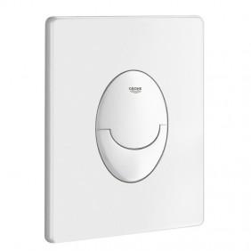 Plate actuation Grohe SKATE AIR DUAL FLUSH White 38505SH0