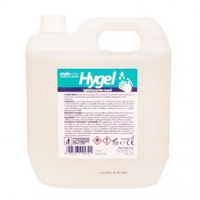 D'hygiène pour les mains sans eau Etelec HYGEL 2 Litres Covid-19 VS02XL