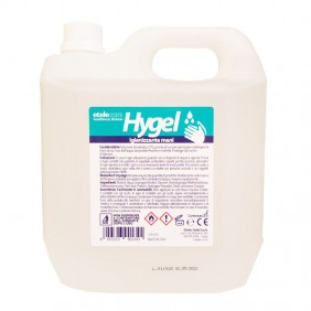 Hygienic for hands without water Etelec HYGEL 2 Litres Covid-19 VS02XL