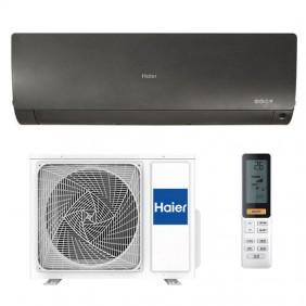 Haier Flexis 2.5KW 9000Btu WI-FI A++/A+ R32 Air Conditioner Black