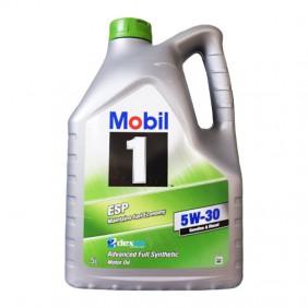 Olio per Auto MOBIL 1 ESP Formula 5W30 5 Litri...