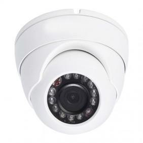 Telecamera Dome Hiltron HDCVI 1080P ottica 3,6MM ICR THC2HDDL