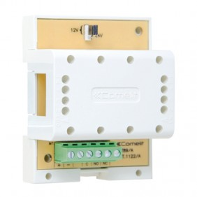 Comelit relay 12/24V DC-AC 10A for general purposes