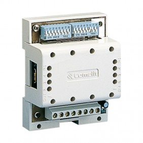 Digital exchange Comelit simplebus system