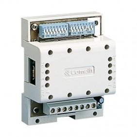 Scambio digitale sistema simplebus Comelit
