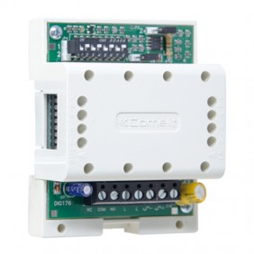 Comelit accessory relay actuator for digital simplebus systems