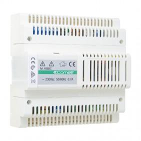 Mezclador de alimentación Comelit sistema simplebus color