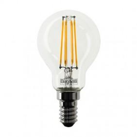 Bulb Beghelli Ball Zafiro LED E14 4W 2700K warm...