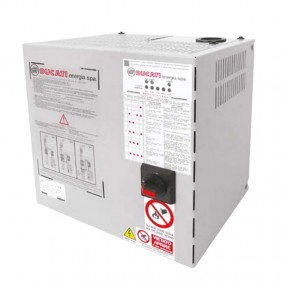 Unit power factor correction Ducati 50-M 50KVAR 415V 5 steps 415040055