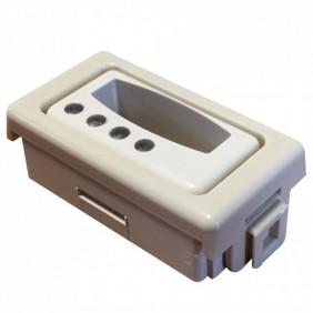 Adaptador de Lince para Bticino Matix para la inserción 4158EUROPLUS-INS