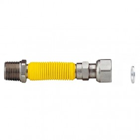 Tubo flessibile per gas Enolgas Bon Flex 1/2 M/F 220X240 G0371G24