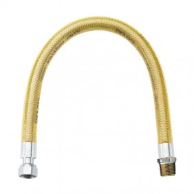 Tubo flessibile ed estensibile Enolgas 1/2 M/F 1,5 metri G0216G30