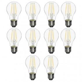 Kit Lampadine a Goccia filamento LED Osram 11W E27 4000K VCA100840CG9